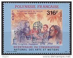 Polynésie, N° 456** Y Et T - Polynésie Française