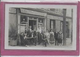 94.- IVRY-SUR-SEINE .- 24 Rue Nationale  CAFE-BAR RESTAURANT-HÔTEL PRADAL - Ivry Sur Seine