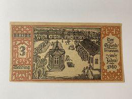 Allememagne Notgeld Berlin 50 Pfennig - [ 3] 1918-1933 : République De Weimar