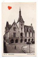35545-ZE-33-LIBOURNE-L' Hôtel De Ville-----------------animée-voitures - Libourne