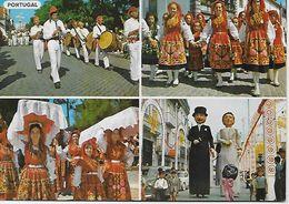 Portugal -Viana Do Castelo - Aspectos Das Festas Da N. S. D' Agonia. - Viana Do Castelo