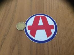 AUTOCOLLANT, Sticker «lettre A» - Adesivi