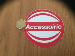 AUTOCOLLANT, Sticker «Accessoirie» (Citroën) - Adesivi