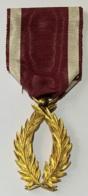 Médaille. Décoration Palmes D'Or De L'Ordre De La Couronne. - Royal / Of Nobility
