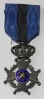 Médaille. Décoration . Ordre De Léopold II - Royal / Of Nobility