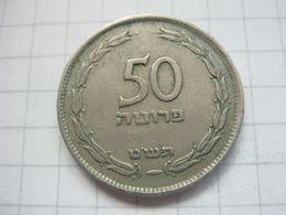Israel , 50 Pruta 1949 - Israel