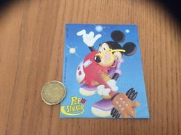 AUTOCOLLANT, Sticker «PEP STICKER (Mickey) - Walt Disney 1987» - Adesivi