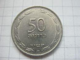 Israel , 50 Pruta 1954 - Israel