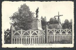 +++ CPA - SIBRET - Vaux Sur Sûre - Monument Aux Morts    // - Vaux-sur-Sûre