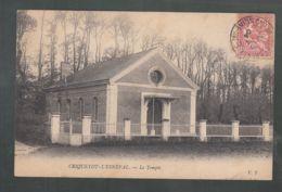 CPA - 76 - Criquetot-l'Esneval - Le Temple - Criquetot L'Esneval