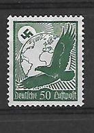 114-ALLEMAGNE III REICH Poste Aérienne 49 Neuf* - Luftpost