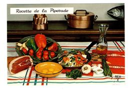 Recettes De Cuisine La Piperade - Recettes (cuisine)