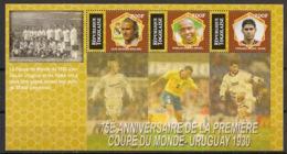 Togo - 2006 - N°Yv. 1956 à 1958 - Football World Cup - Neuf Luxe ** / MNH / Postfrisch - 1930 – Uruguay