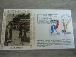 COMMEMORATIONS BATAILLE MAI JUIN 1940 DUNKERQUE - Obj. 'Remember Of'