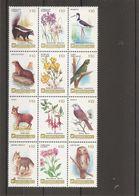 Chili - Faune Et Flore ( 684/695 XXX -MNH) - Chili
