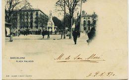 2270 - Espagne-BARCELONA  : VISTA  GENERAL-  Circulée En 1901- Carte Du Collectionneur A.P.N.870 - RARE - Barcelona