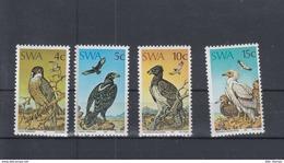 SWA Michel Cat.No. Mnh/** 402/405 Birds - Afrique Du Sud-Ouest (1923-1990)