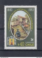 Chile Michel Cat.No.   Mnh/** 1014 - Chili