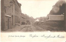 984) Sint-Truiden - Rue Du Manège - Sint-Truiden