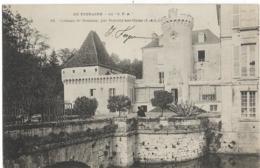 D37 - CHÂTEAU DE BOUSSAY PAR PREUILLY SUR CLAISE - EN TOURAINE - Francia