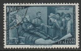 Italy Sc 506 Used - 1946-.. République
