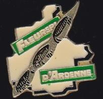 65830- Pin's-Fleurepi D'Ardenne , Pain.Boulangerie. - Alimentación