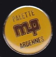 65844- Pin's-M. P. Palettes.Chaveria, - Steden
