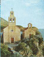 Montenegro - Sveti Stefan - St.Stefan Monastery  - Religion - Montenegro