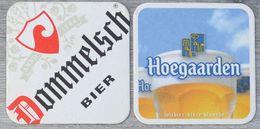 Sous-bock DOMMELSCH Bier HOEGAARDEN Bierdeckel Bierviltje Coaster (CX) - Portavasos
