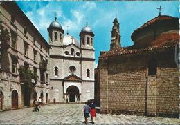 Montenegro - Kotor - Church Saint Nicholas - Religion - Montenegro
