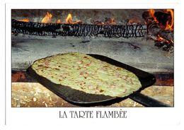 Recettes De Cuisine La Tarte Flambee - Recettes (cuisine)