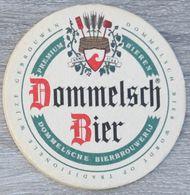 Sous-bock DOMMELSCH Bier Bierdeckel Bierviltje Coaster (N) - Portavasos
