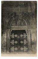 CP 71 - Perrecy Les Forges Portail De L'Eglise - Monument Historique - France