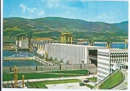 Romania - Hidrocentrala / Hydroelectricity  - Hydroelectric Power Plant On The Danube - Rumänien