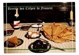 Recettes De Cuisine Les Crepes Au Froment - Ricette Di Cucina