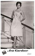 AVA GARDNER (PB11) - Film Star Pin Up PHOTO POSTCARD - Pandora Box Edition Year 2007 - Femmes Célèbres