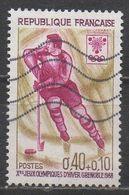 FRANCE  1968  __N°1544__OBL VOIR SCAN - Oblitérés