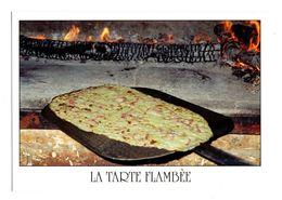 Recettes De Cuisine La Tarte Flambée - Ricette Di Cucina