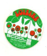 Autocollant Loisirs Scool Tout Pour L'enseignements Boutique Loisirs Limoges- Format : 10 Cm De Diamètre - Adesivi