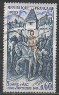 FRANCE  1968  __N°1579__OBL VOIR SCAN - Oblitérés