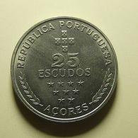 Portugal 25 Escudos 1980 Açores - Portugal