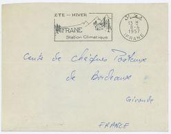 Maroc : IFRANE 1957 - Morocco (1956-...)