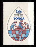 TONGA Scott # 451 MNH - Peace Corps - Tonga (1970-...)