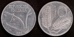 MNR103 - 10 LIRE ITALMA  1985 - REPUBBLICA ITALIANA - 10 Lire