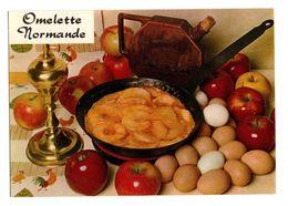 Recettes De Cuisine Omelette Normande - Ricette Di Cucina