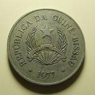 Guiné-Bissau 20 Pesos 1977 - Guinea-Bissau