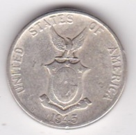 Philippines U.S.A . Administration 5 Centavos 1945 S San Francisco  KM# 180a - Philippines