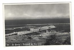 CLA334 - LA GUAIRA TERMINAL DE PASAJEROS - CARACAS - 1953 - Venezuela
