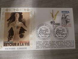 AUX HEROS ET MARTYRS DE LA FRANCE COMBATTANTE - Obj. 'Remember Of'
