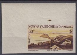 NOUVELLE CALEDONIE : NON DENTELE N° 263 NEUF ** LUXE COIN DE FEUILLE - Nouvelle-Calédonie